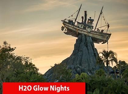 Disney's H2O Glow Nights 2019 - Pré-Venda